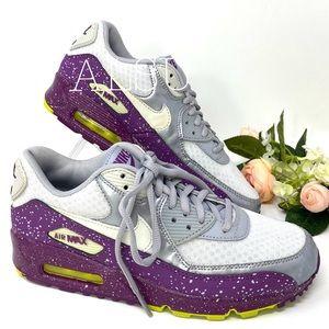 Nike Air Max 90 Grey Purple W AUTHENTIC